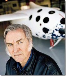 Burt Rutan - California Aviation Hall of Fame
