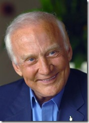 Dr. Buzz Aldrin - California Aviation Hall of Fame