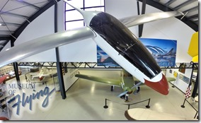 Monnett Monerai Sailplane - N450SP - Museum of Flying