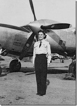 Iris Cummings Critchell - California Aviation Hall of Fame