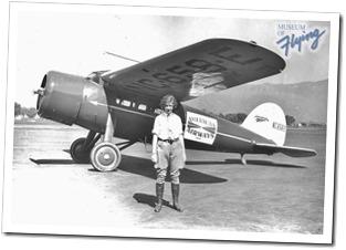 Lockheed Vega - Museum of Flying