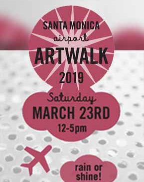 13th Annual Santa Monica Airport ArtWalk | Museum of Flying