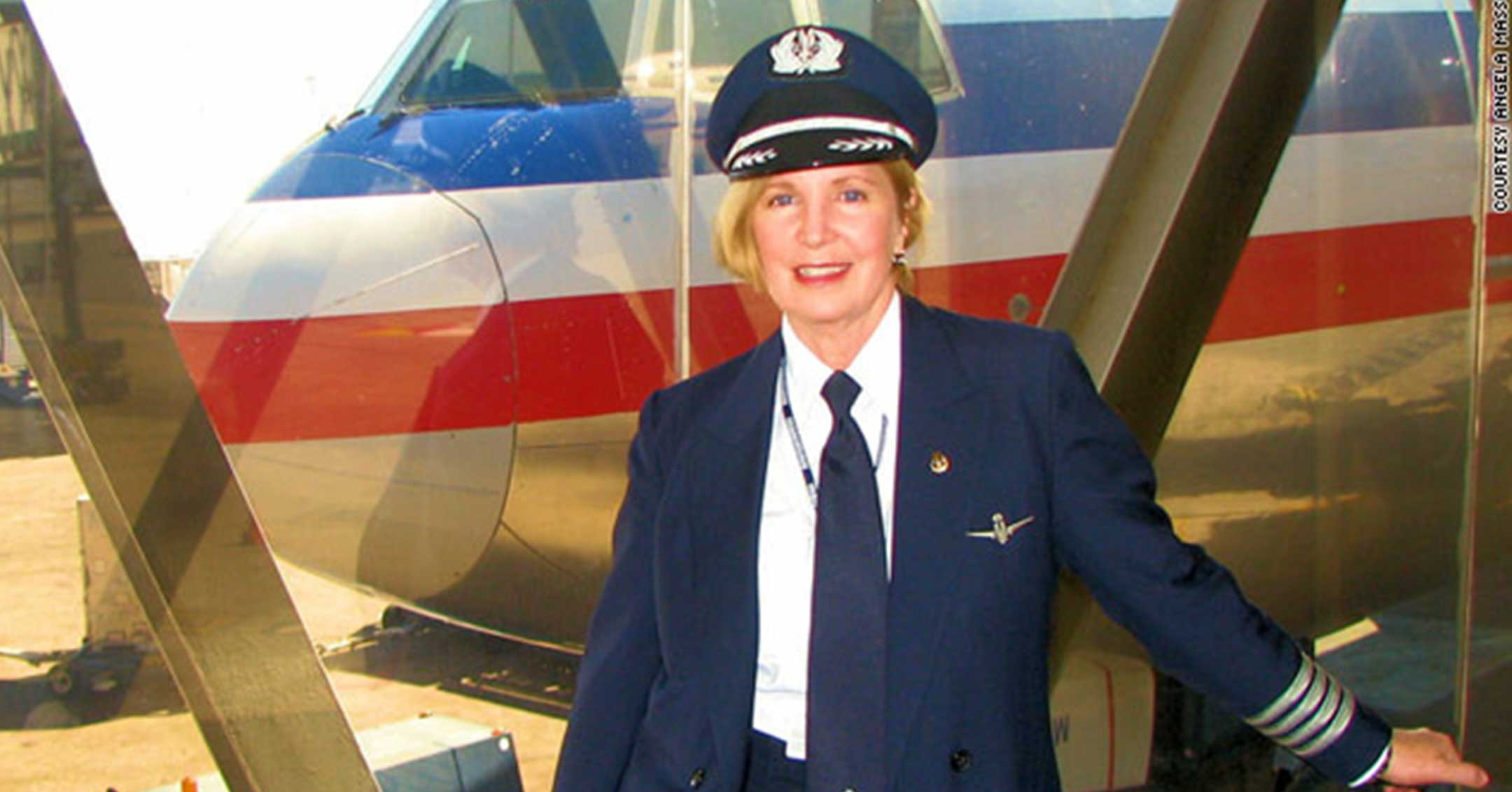Angela Masson | California Aviation Hall of Fame | Museum of Flying