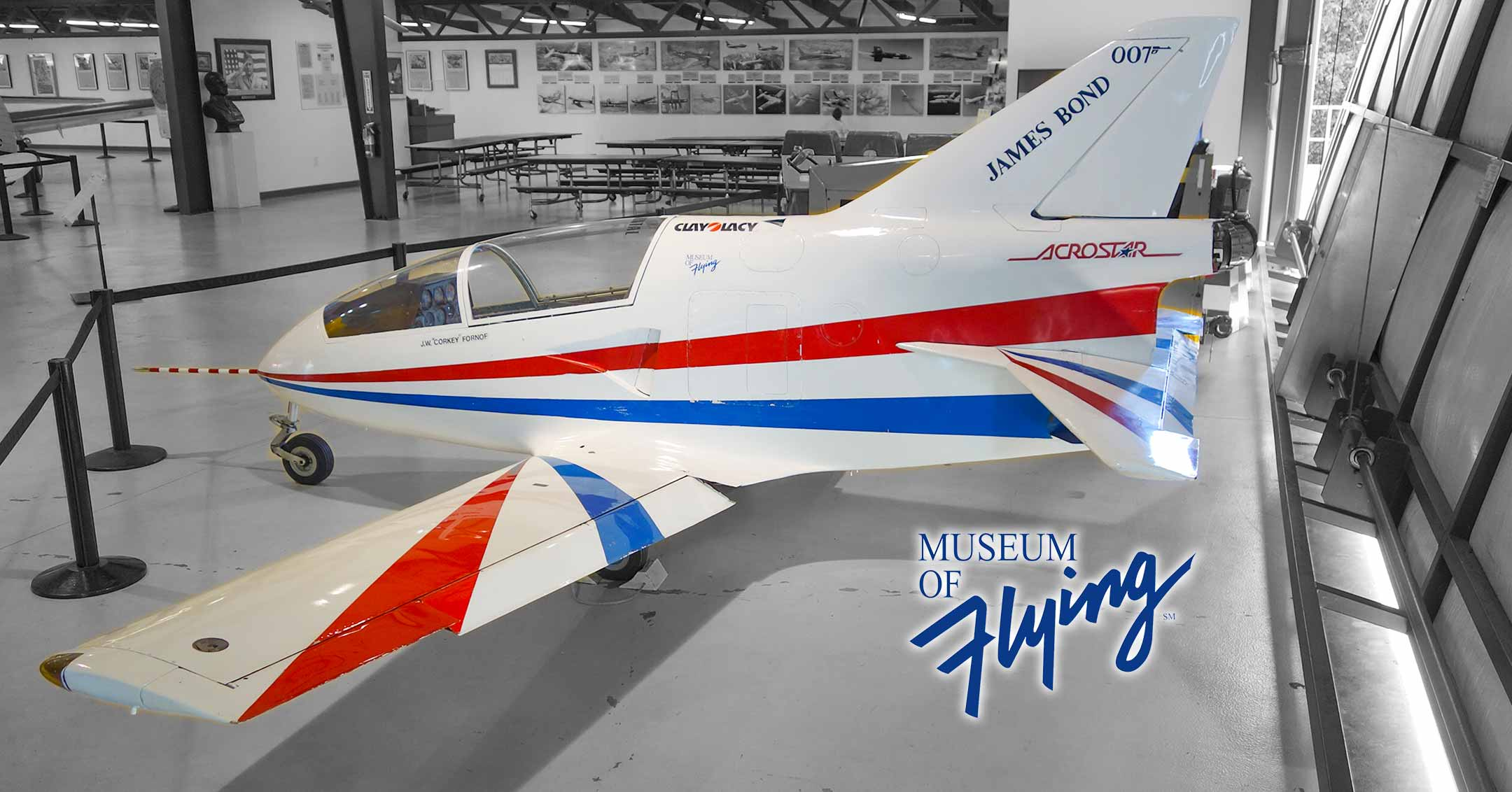BD-5J Microjet | Museum of Flying