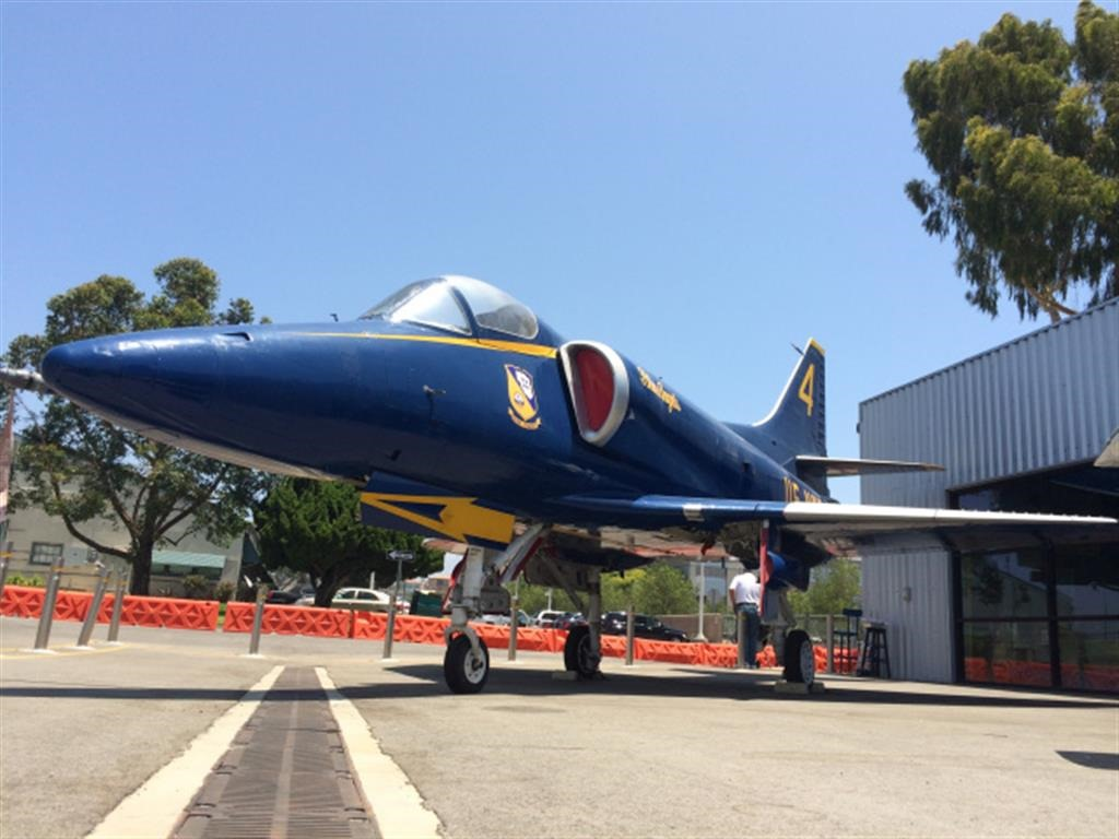 Blue Angels | Museum of Flying