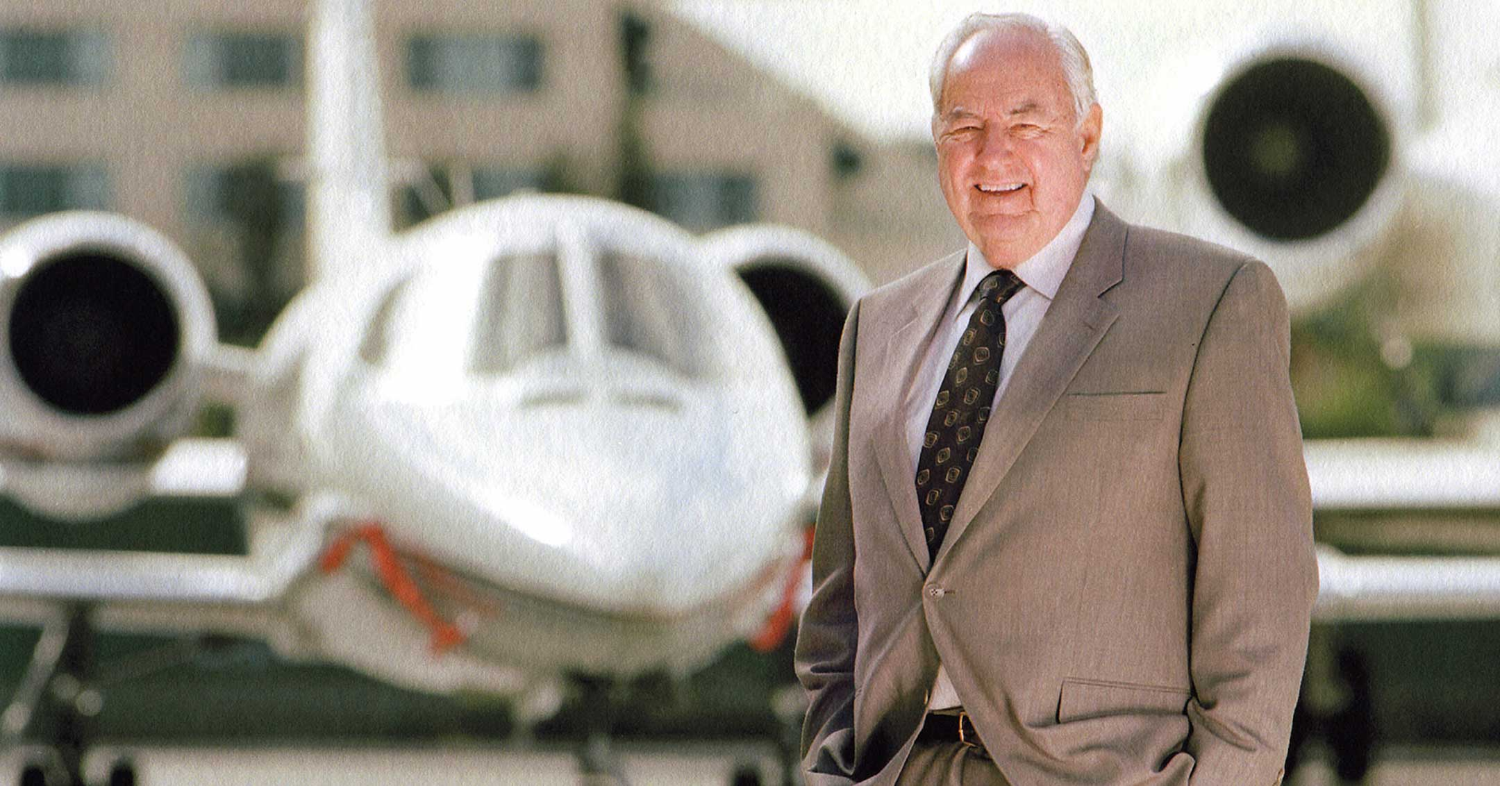 Clay Lacy | California Aviation Hall of Fame | Museum of Flying