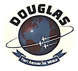 Douglas - First Around The World Logo | Museum of Flying