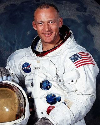 Dr. Buzz Aldrin | California Aviation Hall of Fame | Museum of Flying