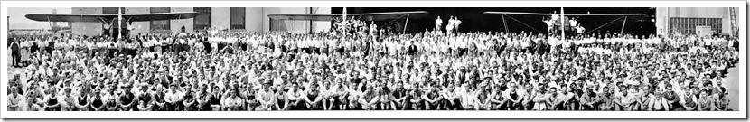 Employees of Douglas Aircraft Company, Inc. - September 11, 1929