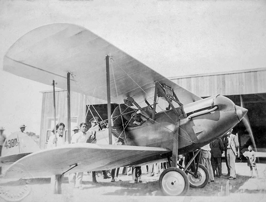 Waco GXE Model 10 | Museum of Flying