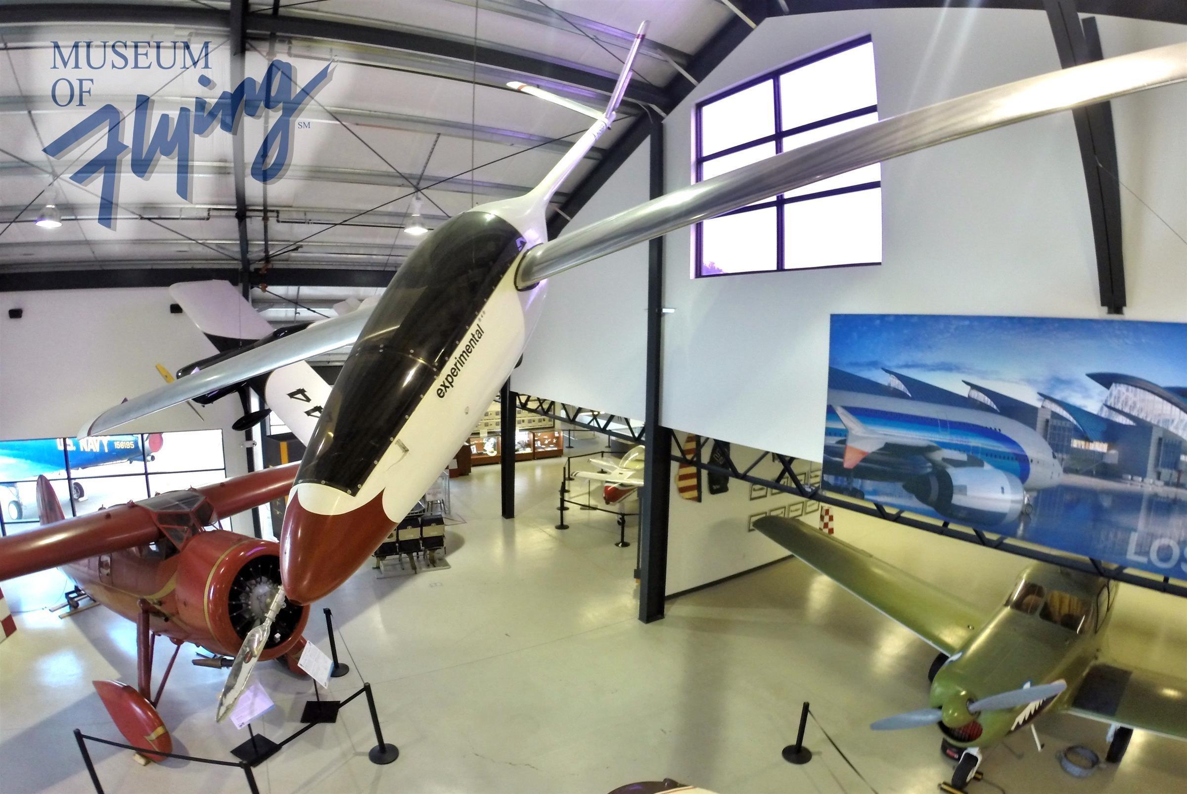 N450SP | Museum of Flying
