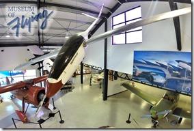 N450SP - Museum of Flying
