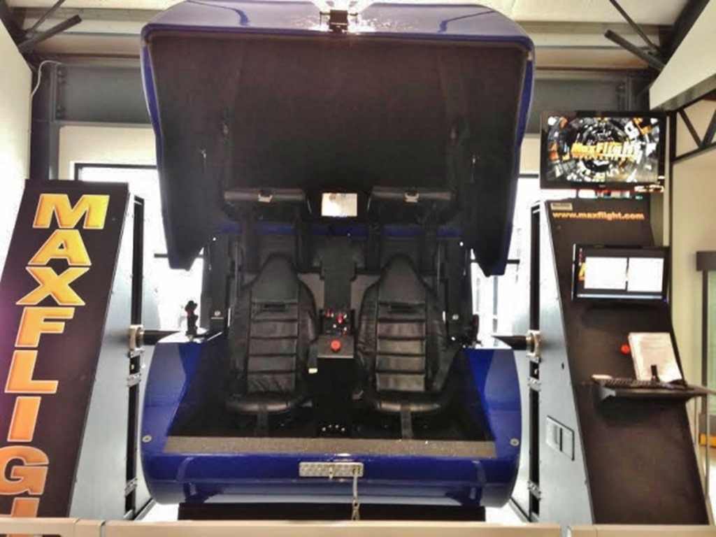 MaxFlight Simulator | Museum of Flying