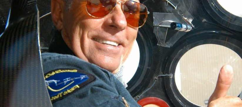 Mike Melvill | California Aviation Hall of Fame | Museum of Flying