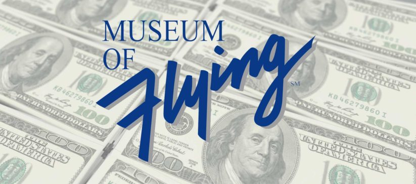 Support & Donate | Museum of Flying