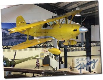 Stolp-Adams Starduster - Museum of Flying
