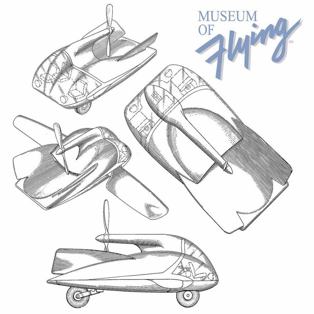 1959 RoadAir | Museum of Flying