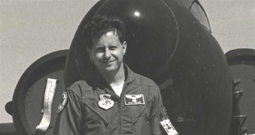 U-2 Chief Test Pilot, Rob Rowe | Museum of Flying