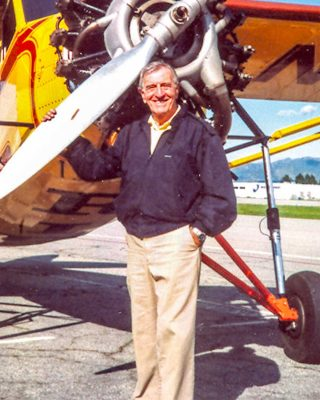 "Seymour ""Si"" Robin 