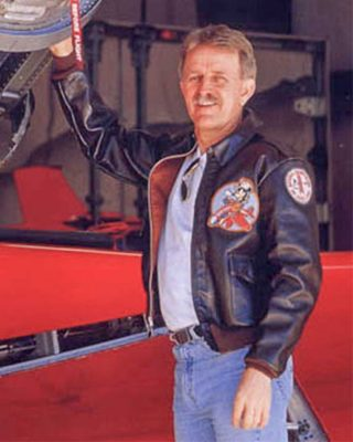 Skip Holm | California Aviation Hall of Fame | Museum of Flying