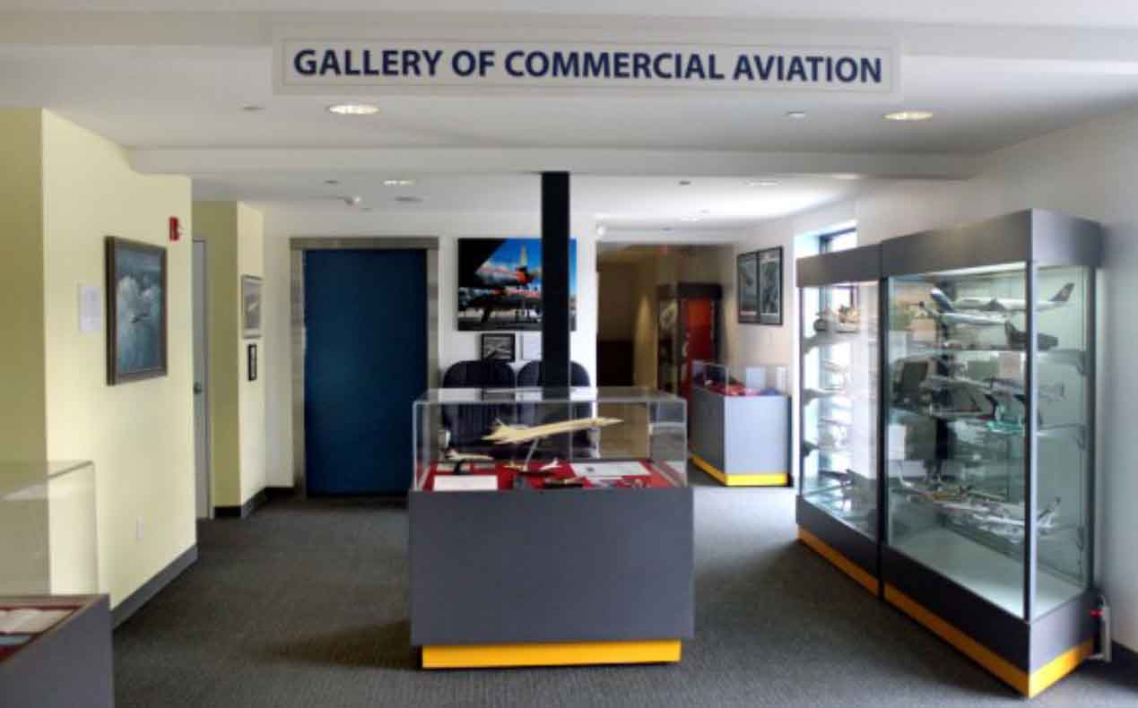 Gallery of Commercial Aviation | Museum of Flying
