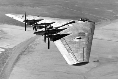 XB-35 | The Museum of Flying