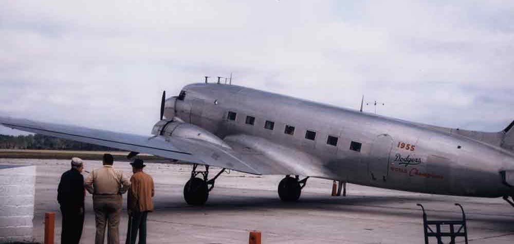 dc3_dodger_plane | The Museum of Flying